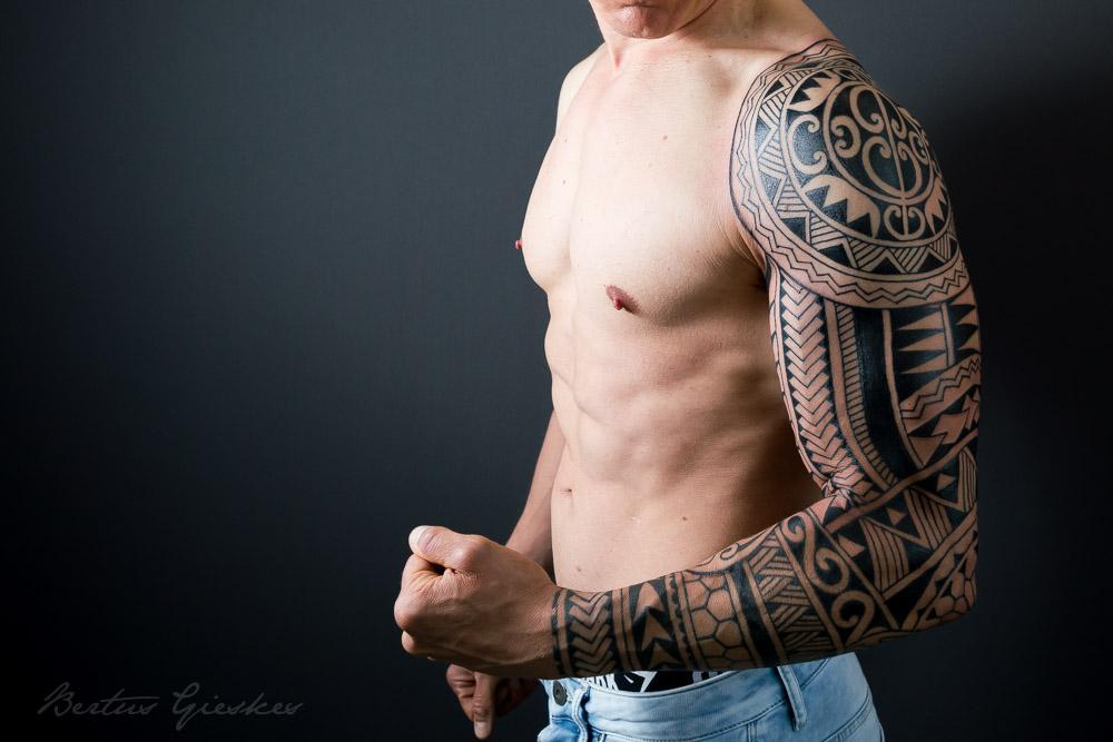 Maori tattoo betekenis